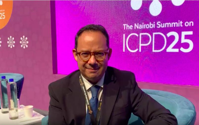Rodrigo Ivan Cortes Nairobi Summit