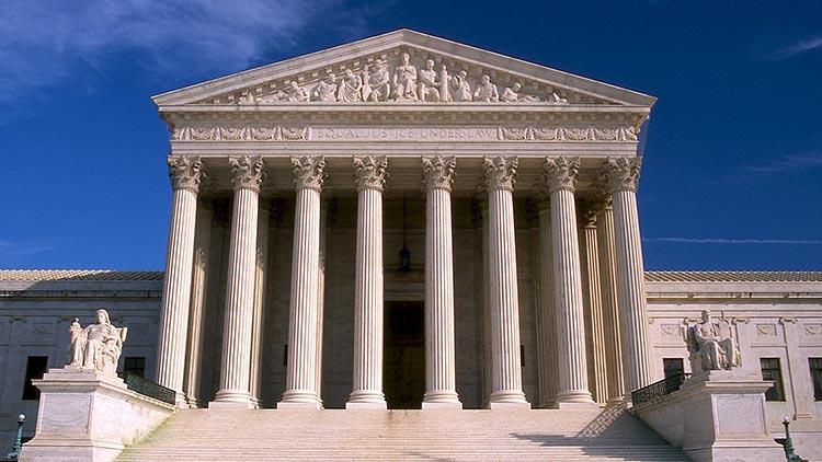 Corte Suprema Estados Unidos
