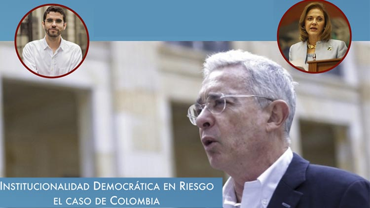 Diálogos Iberoamericanos - Democracia en Riesgo - Caso Colombia -