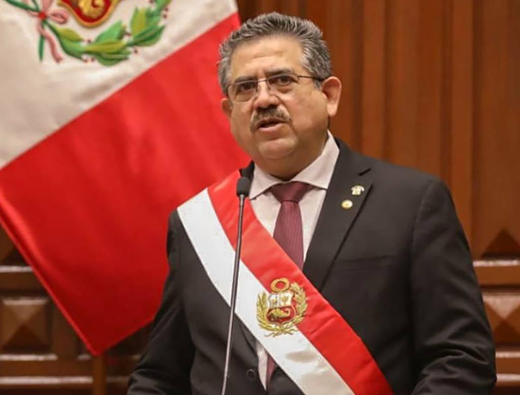 Manuel Merino - Perú