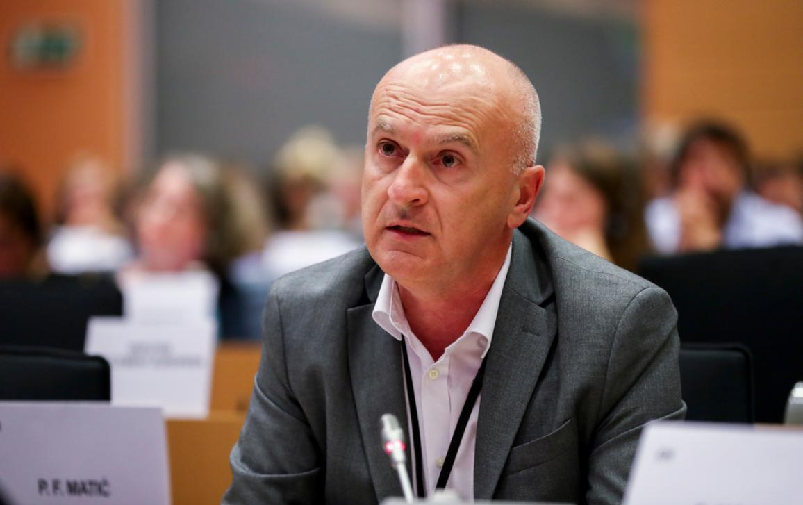 Predrag Matic, eurodiputado