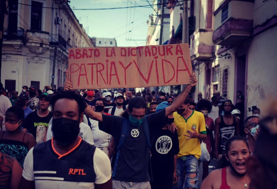 Patria y Vida Cuba