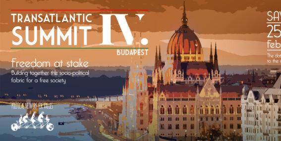 IV Cumbre Transatlántica Budapest 2021